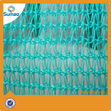 Professional plastic tennis court fence netting with CE certificate