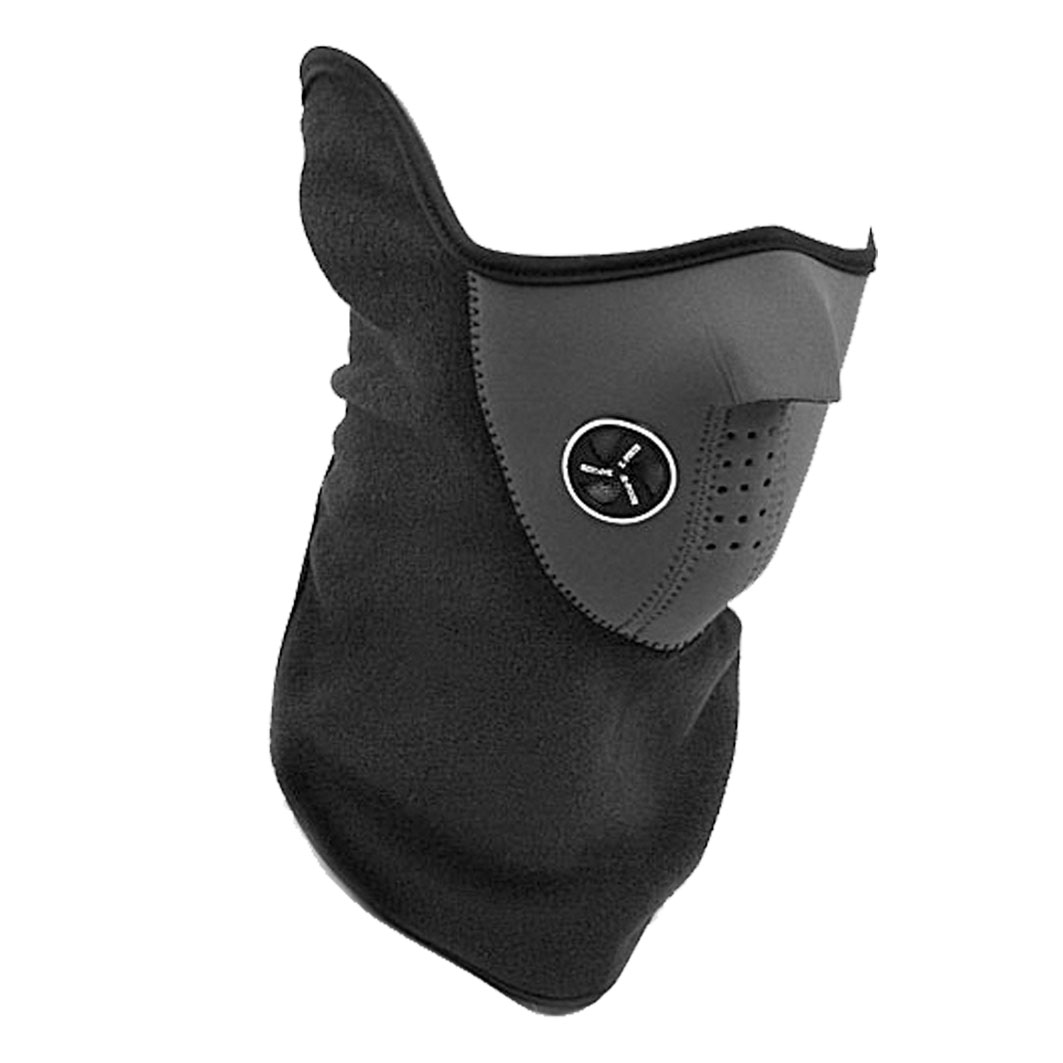 Outdoor sports neoprene face mask shield