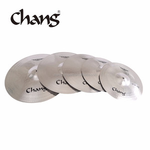Chang Cymbals For Drumset Cheap Practice Cymbal Set