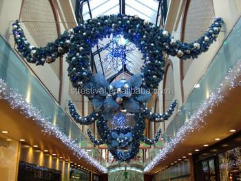 christmas wreath shopping