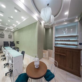 Nail Salon Spa Interior Design And Decorations Buy Nail Salon Spa