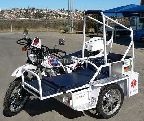 NEW AMBULANCE medical tricycle for urgent patient