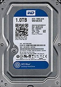 EARNHT2MHB Western Digital WD10EZEX-22BN5A0 1TB DCM