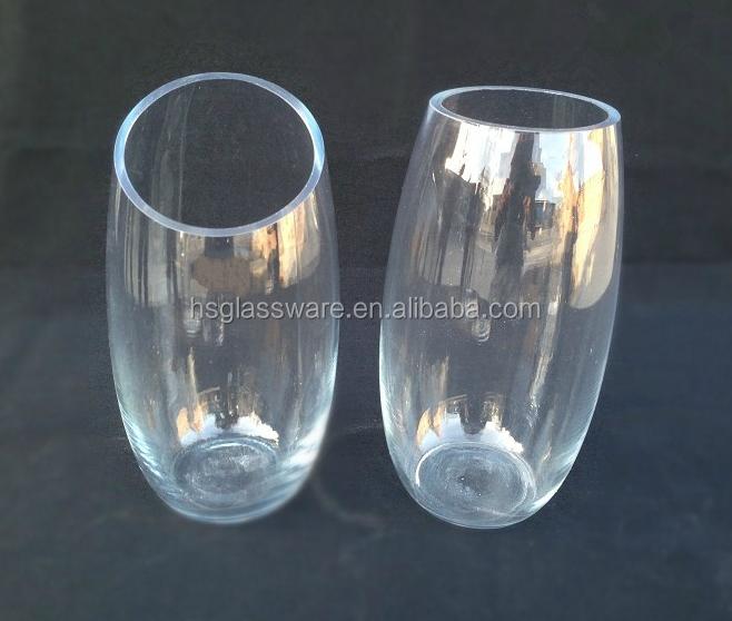 Custom Glass Vasehot Sell Vase Glasswedding Decoration Vase