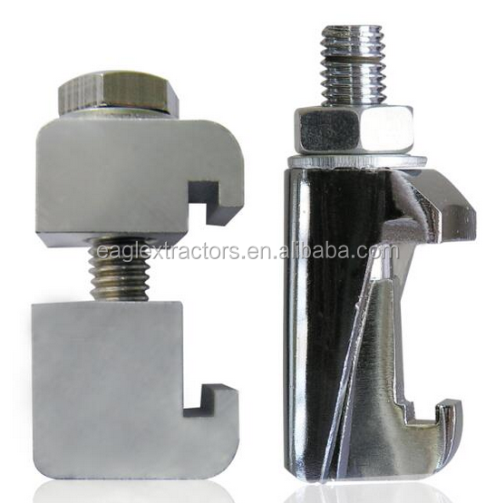 SS304 ISO-K Double Claw Clamp for Vacuum