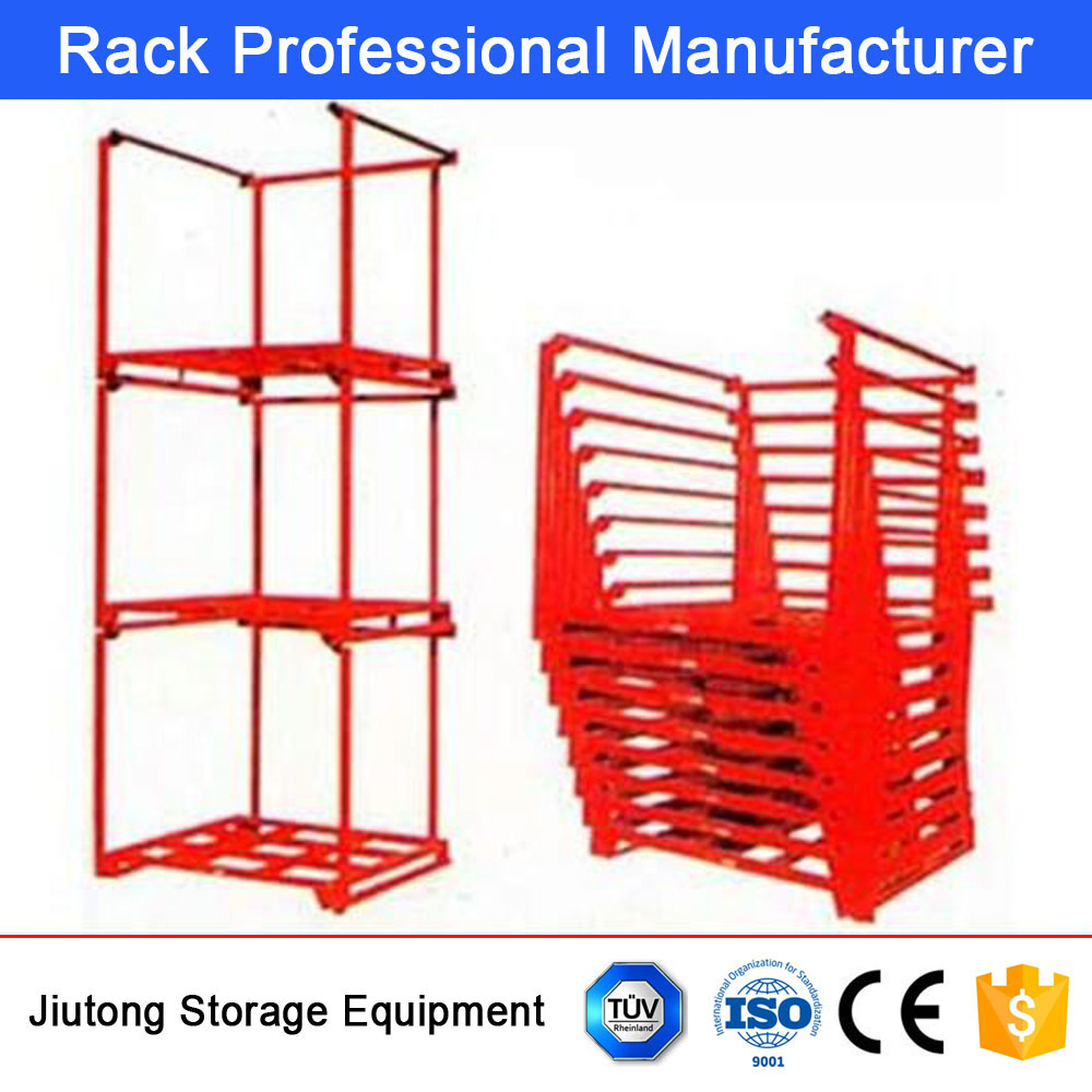 Metal Warehouse Storage Equipment Stacking Racking