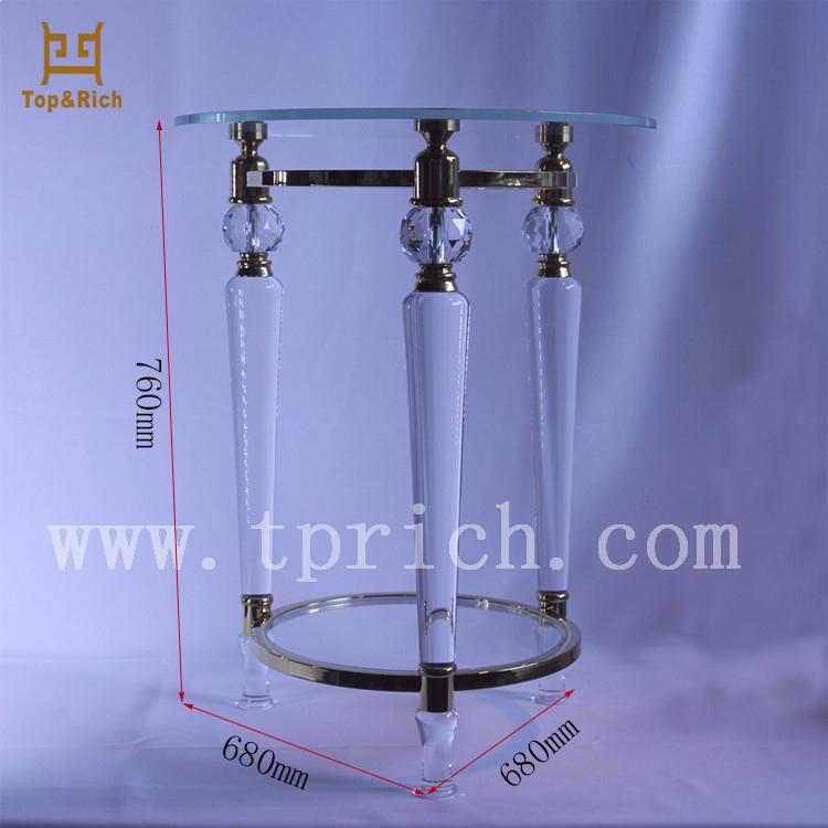 Transparent Acryl China Gold Lieferant Großhandel Hotel Servieren Warenkorb