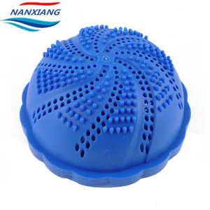 eco-friendly laundry ball Plastic washing laundry ball
