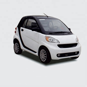 Smart 4kw 2 Seats Chinese Mini Electric Car 4 Wheel
