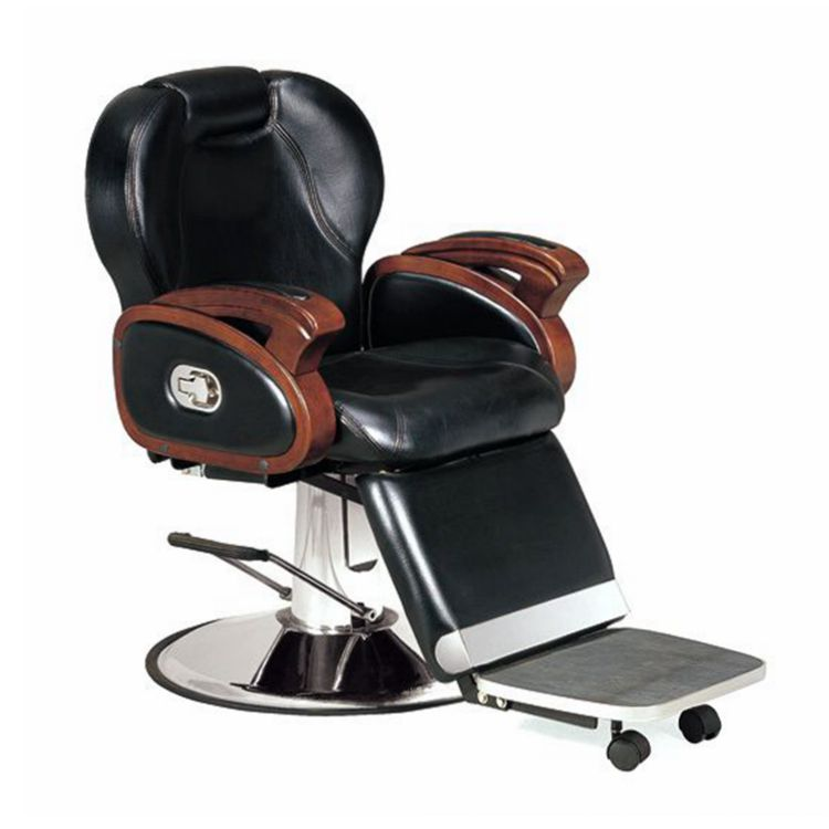 hydraulic styling chair square base adjustable hair salon furniture set modern