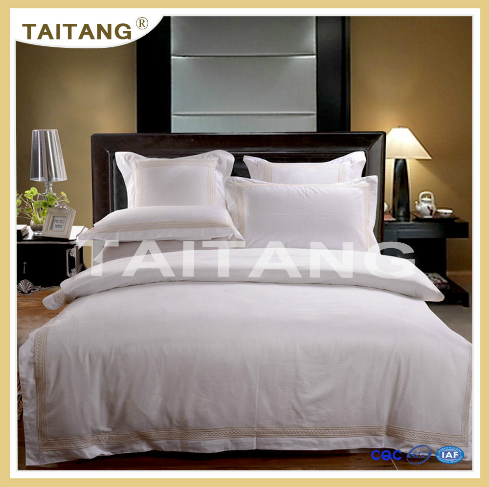 Luxury Comfortable Adult King Size100 Cotton Hotel Bed