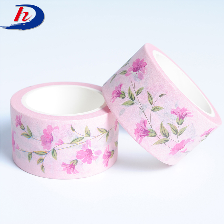 Auto Application Red Upholstery Cover Decor Abro Masking Tape