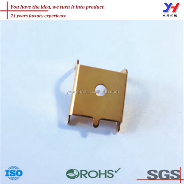 OEM ODM ISO ROHS SGS certified stamping watch dial parts factory