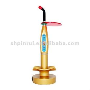 Colorful Wireless led curing light,dentist small tools
