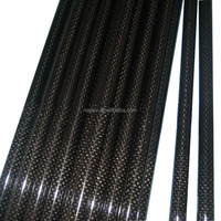 China Wholesale Golf Clubs Shafts With 100% Real Carbon Fiber Material