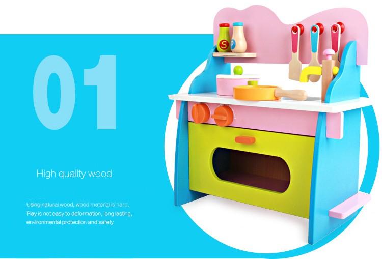 Cucina giocattolo legno nuevo fantastiche immagini in little