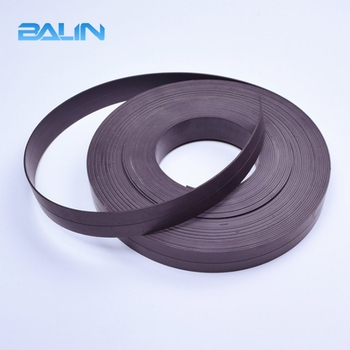Cheap custom made strong force anisotropic magnetic strip tape