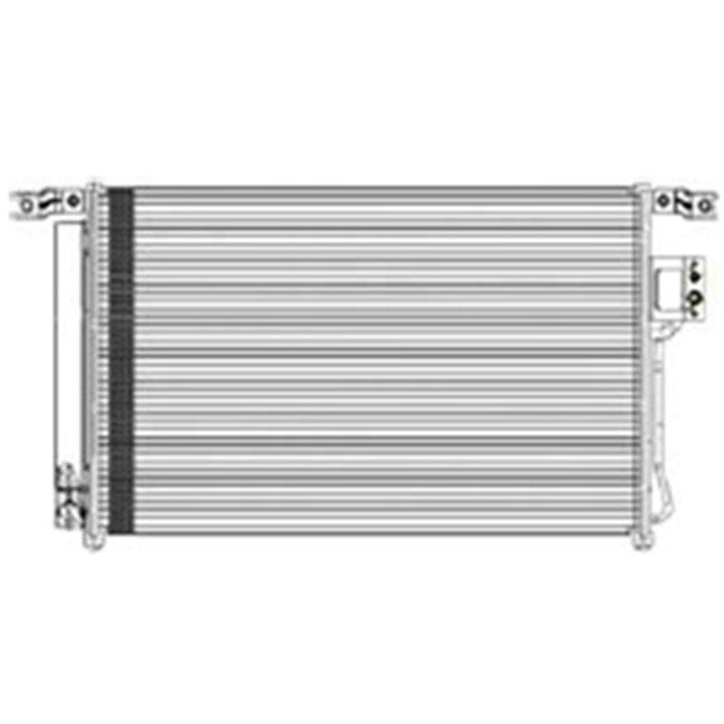 OEM Hyundai Santa Fe Radiator Condenser 97606-2B000