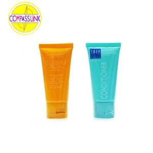 Yangzhou Plastic PE cosmetic packing collapsible tube,toothpaste packaging tube