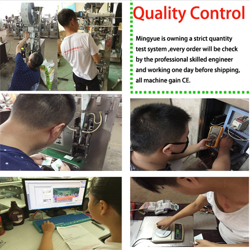 China Small Rubber Gasket Packaging Machine High Quality