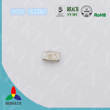 best price 0402 led chip green