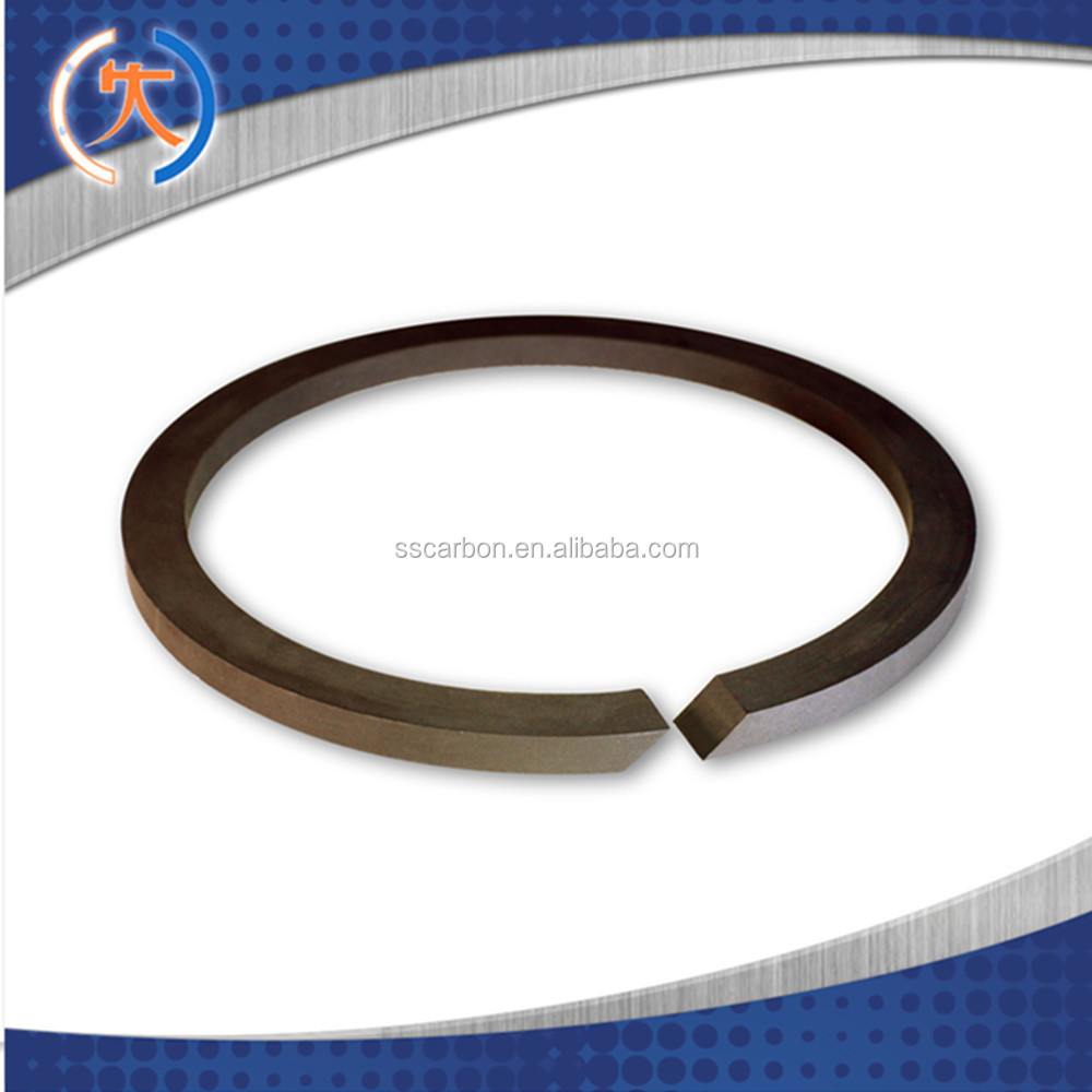 High quality and low price carbon graphite resin impregnated expanding ring