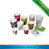 Top Quality Logo Printed Custom Disposable Paper Cup wholesale