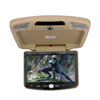 2017 PAL/NTSC available 9.0 inch TFT LCD car dvd with TV Player