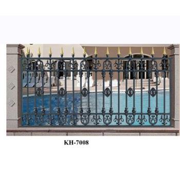 Decorative Concrete Wall Fence Designs