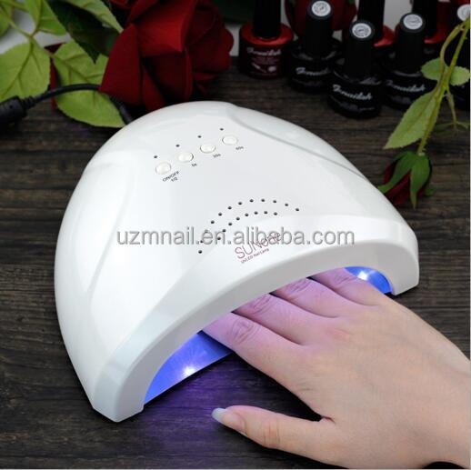 Factory supply direct sunone uv led nail lamp 48w
