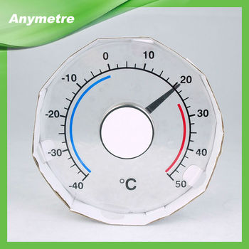 4 1 Window Mounted Outdoor Thermometer