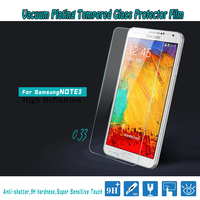 Factory Wholesale Price For Samsung Galaxy Note 3 Screen Protector Tempered Glass 0.33mm 2.5d Round Edge