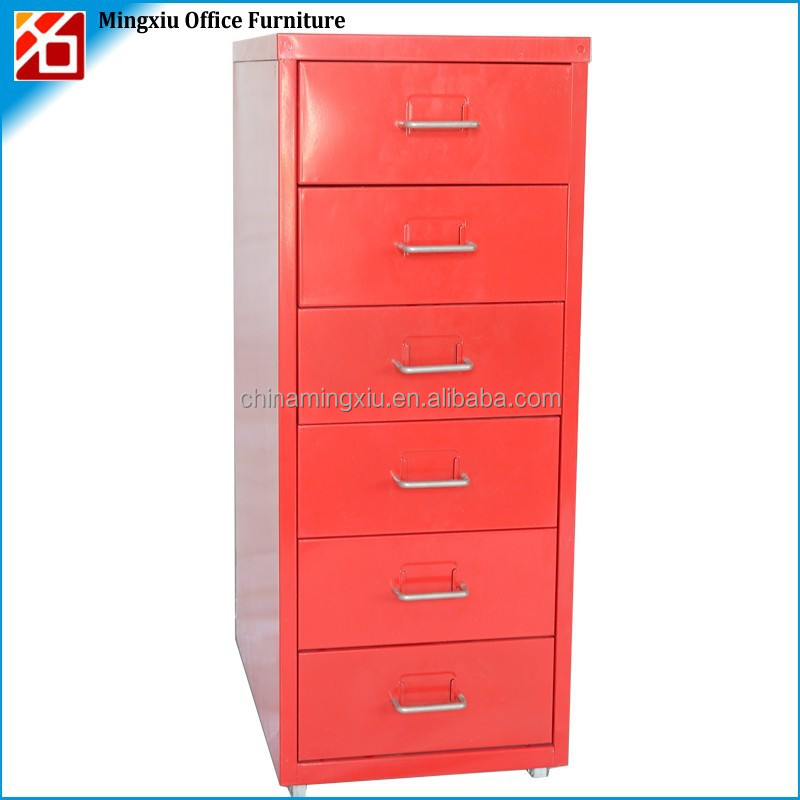 Heavy Duty 6 Drawer Steel File Cabinet For Tool And Kitchen,Red Steel File  Cabinet Price Good For Office Use   Buy Steel File Cabinet,Steel File  Cabinet ...