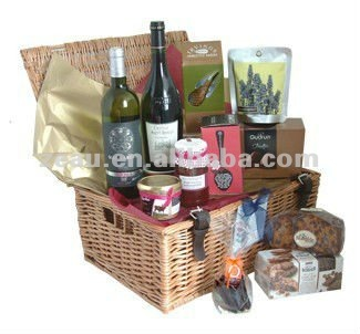 Willow Christmas Hampers - Buy Willow Christmas Hampers,Empty Wicker Hamper,Gift Hamper Baskets Product on Alibaba.com