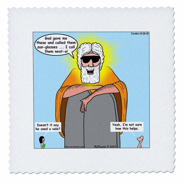 Buy Rich Diesslin The Cartoon Old Testament - Exodus 24 12