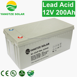 Free maintenance 12v 200ah dry battery for ups price in pakistan