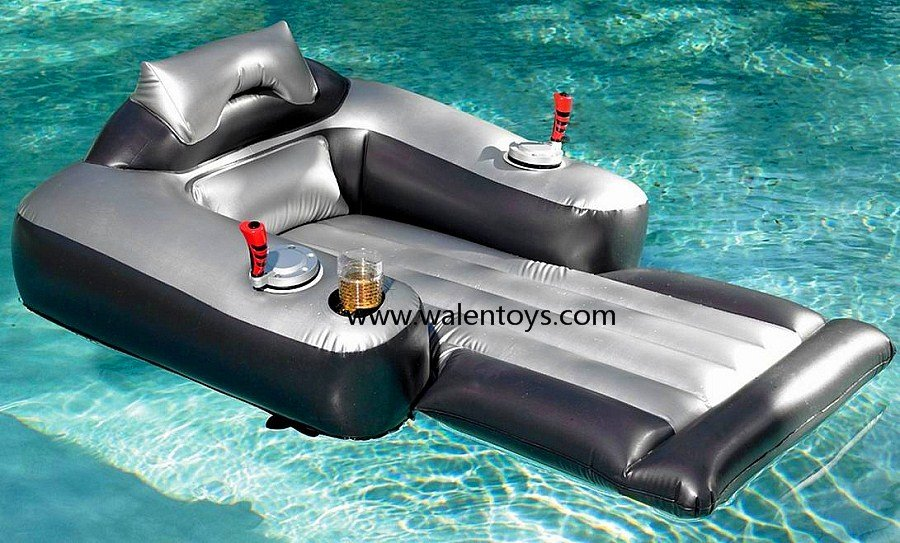 Inflatable Electric Pool ChairsInflatable Motor Chair