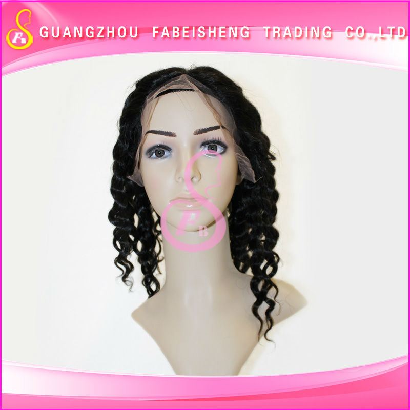 Hot hair High quality 100% futura lace front wigs