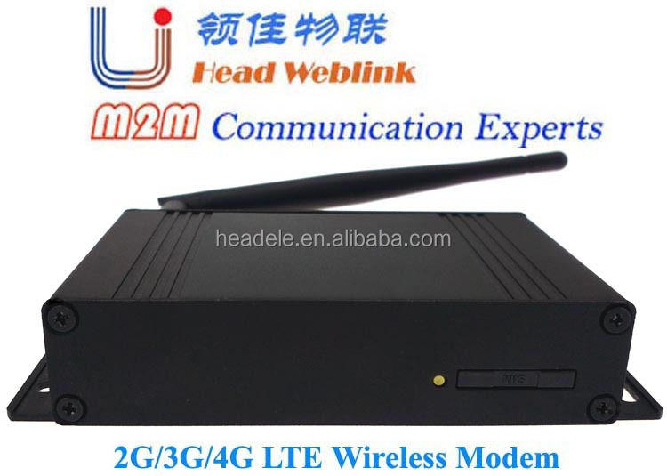2g gsm gprs Modem with RS232 or RS485 interface with DTU funcion