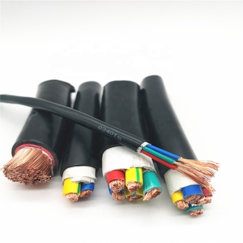 multipolar cable u-1000 r2v cable copper French Standard low voltage pvc flexible conductor power cable