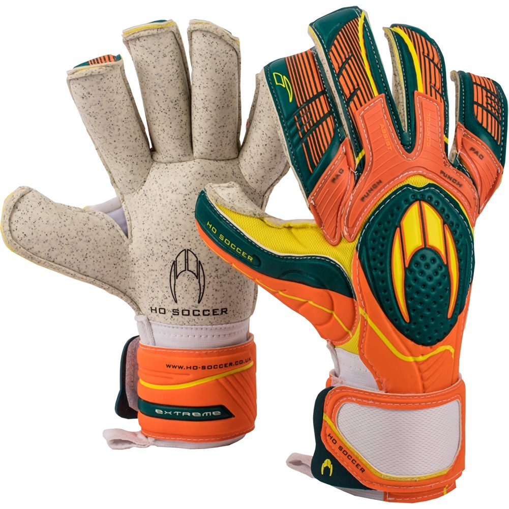HO GHOTTA CLUB EXTREME P.A.C ROLL Goalkeeper Gloves Size