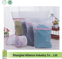 Laundry Mesh Wash Bag Set With Zipper Closure/ Laundry Wash Bags / Delicates Intimates Lingerie and Hosiery