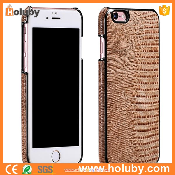 Import from China various back cover mobile phone PU leather case for iPhone 6 6S