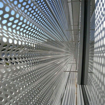 Perforated Sheet For Facade Perforated Metal Sheet Facade