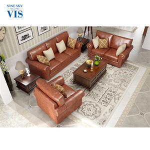 China Manufacturer Solid Wood Indian Style Sofa Set In Sri Lanka/Old  Leather Sofas