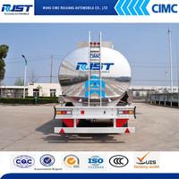 Aluminum alloy Fuel Tank Semi Trailer/Liquid Tank Trailer/tank truck
