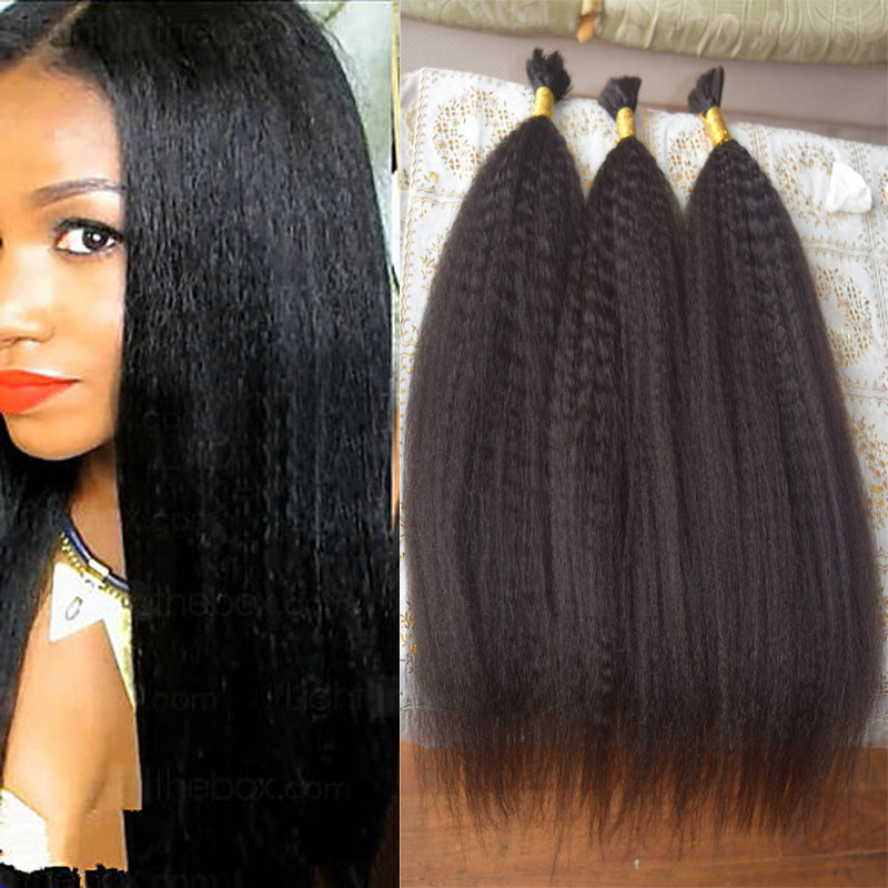 Indian Remy Hair For Micro Braids 31