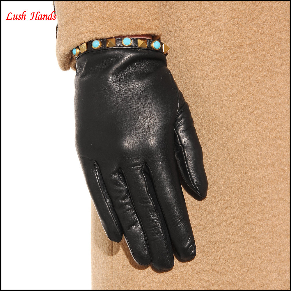 Black patent leather gloves - Black Tight Leather Gloves Black Tight Leather Gloves Suppliers And Manufacturers At Alibaba Com