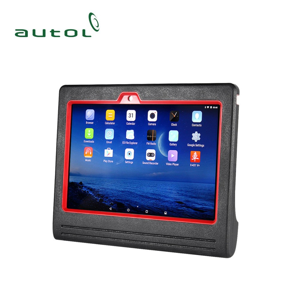Easy for operation and reliable launch diagnostic machine X-431 v+ auto car opening scanner for all most cars
