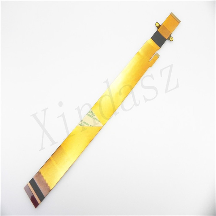 Scanner Printer DVD Flat Flex Cable Custom Made FPC DVD Scanner Printer Flexible Printed Circuit / FPC Flat Cable
